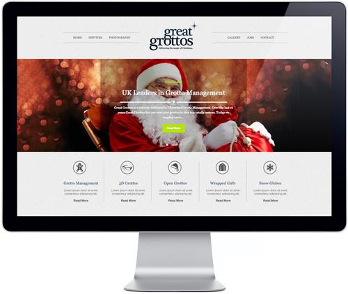 Great Grottos Website